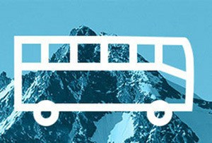Busticket Kaprun – Kals and back (will be printed on your starting number!)